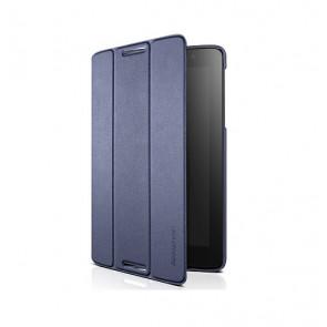 888016506-04 - Lenovo A8-50 Folio Case and Film (Dark Blue)