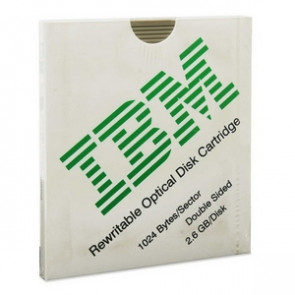 99F8495 - IBM 5.25 Magneto Optical Media - Rewritable - 2.6GB - 5.25 - 4x