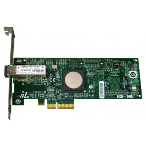 A8002AO - HP StorageWorks FC2142SR 4GB PCI-Express x4 Fibre Channel Single-Port Host Bus Adapter