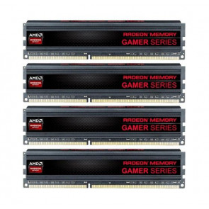 AG316G2130U1Q - AMD 16GB Kit (4 X 4GB) 240-Pin DDR3 SDRAM for Radeon RG2133 Gamer Series