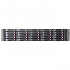 AG716A - HP Smartbuy MSA70 25Bay 2U RM 2.5IN SAS/SATA W/ P800 Array Controller