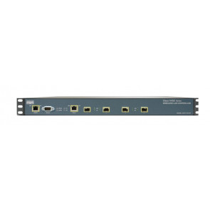 AIR-WLC4404-100-K9 - Cisco 4404 Wireless Lan Controller for up to 100 Access Points (Refurbished)