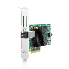 AJ762AS - HP StorageWorks 81E 8GB PCI-Express Single-Port Fibre Channel (Short Wave) Host Bus Adapter