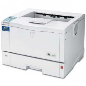 AP610N - Ricoh Aficio Laser Printer Monochrome 35 ppm Mono 1200 x 1200 dpi Parallel Fast Ethernet PC Mac SPARC (Refurbished)