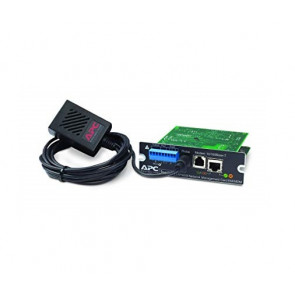AP9618 - APC UPS Network Management Card w/ Environmental Monitoring