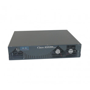 AS5200 - Cisco AS5200 Series Universal Access Server with 2-Port T1/PRI