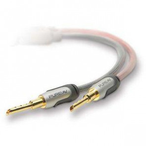 AV53001-08 - Belkin PureAV Silver Series High Performance Speaker Cable 8ft (Refurbished)