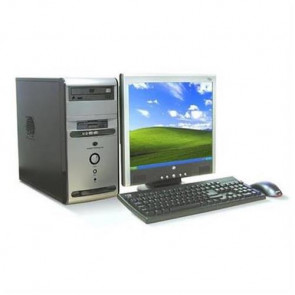 AY790US - HP Business Desktop 6005 Pro Desktop PC AMD Athlon II X2 B22 2.8 GHz Processor 2 GB RAM 160 GB Hard Drive Black