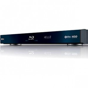 BD590 - LG Electronics LG Blu-ray Disc Player with 250GB Hard Drive (Refurbished)