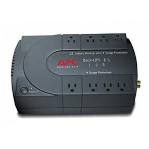 BE725BB - APC Back-UPS ES 725 Broadband 725VA 3.3 Minute Full Load 4 x NEMA 5-15R 4 x NEMA 5-15R