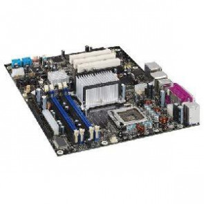 BLKD955XBKLKR - Intel Motherboard Socket LGA 775 DDR2 PCI Express ATX (1 x Single Pack) (Refurbished)