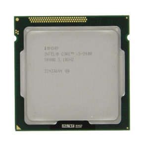BX80623I52400 - Intel Core i5-2400 Quad Core 3.10GHz 5.00GT/s DMI 6MB SmartCache Socket LGA1155 Processor