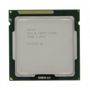 BX80623I52400 - Intel Core i5-2400 Quad Core 3.10GHz 5.00GT/s DMI 6MB SmartCache Socket LGA1155 Processor