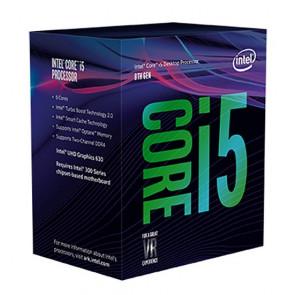 BX80684I58400 - Intel Core i5-8400 6-Core 2.80GHz 8GT/s DMI3 9MB SmartCache Socket 1151 Processor