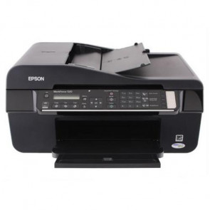 C11CC59201 - Epson L210 Multifunction Printer Copier Scanner Color Ink-jet 8.5 In X 11.7 In Original Legal 216 X 356 Mm A4 210 X 297 Mm Media Up To 27 Pp