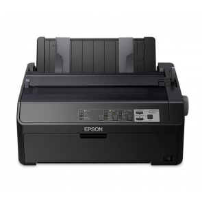 C11CF37201 - Epson FX-890II Dot Matrix Printer Monochrome 9-Pin 738 Mono Print Speed USB Parallel Port
