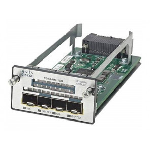 C3KX-NM-10G - Cisco Two 10GbE and two GbE port Network Module