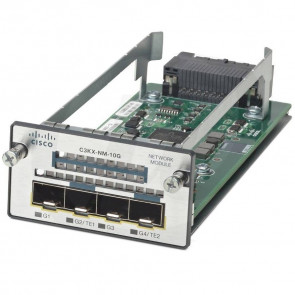 C3KX-NM-10GT - Cisco Two 10GbE port NM Module