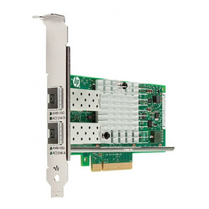 C3N52AA - Intel X520 10GbE PCI Express 2.0 x8 Dual Port Adapter