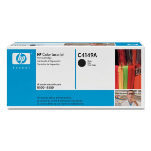 C4149A - HP Toner Cartridge (Black) for HP Color LaserJet 8500/8550 Series Printer