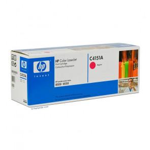 C4151A - HP Toner Cartridge (Magenta) for HP Color LaserJet 8500/8550 Series Printer