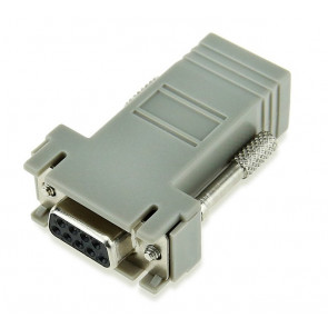 CAB-9AS-FDTE - Cisco DB9 Female to RJ45 Female Console Adapter