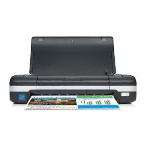 CB026A - HP OfficeJet H470 Mobile InkJet Printer