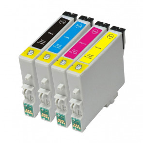 CE257A - HP 124A Tri-color Toner Cartridge Cyan Magenta Yellow Laser 2000 Page 1 Pack