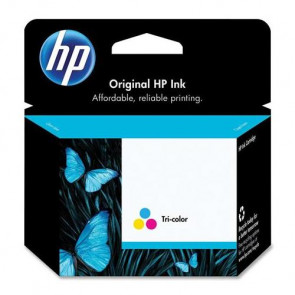 CH562EE#ABE - HP 301 Tri-Color (Cyan Magenta) Ink Cartridge for InkJet Printers