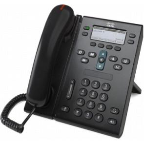 Cisco Handset Slimline Charcoal Slimline Handset for 6900 Series