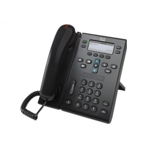 CP-6945-CL-K9 - Cisco 4 Lines Charcoal Gigabit IP VOIP Phone w/Slimline Handset