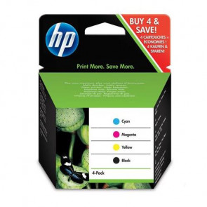 CR340EE - HP 301 Combo-Pack Black / Tri-Color Ink Cartridges for DeskJet 1000 / 1050A / 2000 / 2050 / 3000 / 3050 Printers