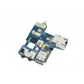 D810N - Dell USB Audio Panel Board for Latitude E6400