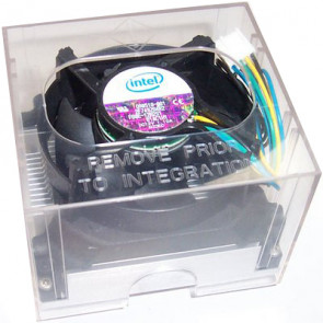 D98510-001 - Intel LGA771-E Active/1U PASSIVE Combo Fan Heat Sink