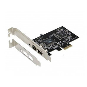 DE471A - HP 2-Port 6-Pin IEEE 1394 FireWire Plug-in PCI Card for Business PCs