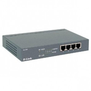 DI-704 - D-Link DI-704 Cable/DSL Internet Gateway 6 Ports (Refurbished)