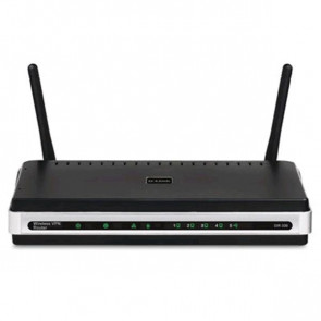 DIR-330 - D-Link Wireless G VPN Router 4-Port 10/100 Ethernet Switch (Refurbished)