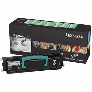 E450A11A-B2 - Lexmark 6000 Pages Black Laser Toner Cartridge for E450 Laser Printer (Refurbished)