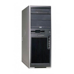 EA176UC - HP XW8200 Workstation System Intel Pentium P4 HT 2 x 3.20GHz 2 x 1GB DDR2 RAM /36GB Hard Drive Nvidia Quadro FX 1400 16x DVD-ROM Windows XP Pro