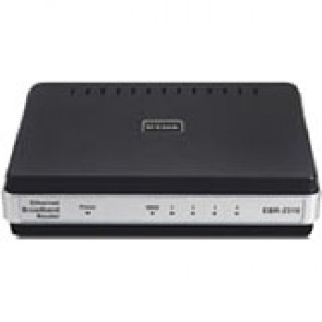 EBR2310 - D-Link EBR-2310 Ethernet Broadband Router 4 x 10/100Base-TX LAN 1 x 10/100Base-TX WAN