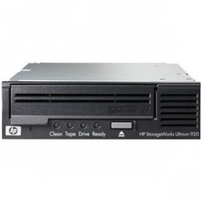 EH841A#0D1 - HP StorageWorks 400/800GB Ultrium 920 LTO-3 SCSI LVD Half Height Internal Tape Drive