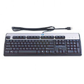 EN823A#ABA - HP Standard USB Keyboard USB English (US)