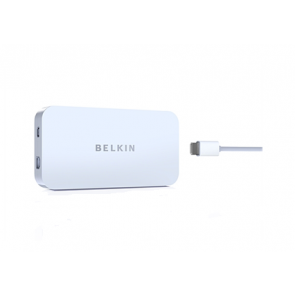 F2CD007 - Belkin AV360 Mini DisplayPort Converter for 27-inch iMac