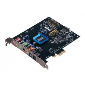 F333J - Dell / Creative Labs SB0880 PCI Express Sound Blaster X-Fi Titanium Sound Card