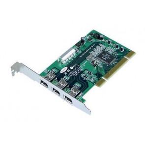 F5U504 - Belkin FireWire 3-Port PCI Express Card - 2 x IEEE 1394a FireWire External 1 x IEEE 1394a FireWire Internal - Plug-in Card