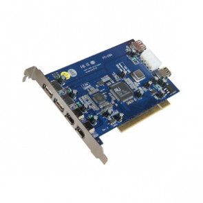 F5U508V1 - Belkin Hi-Speed USB 2.0 and FireWire PCI Card - 2 x 4-pin Type A USB 2.0 USB External 1 x 4-pin USB 2.0 USB Internal 2 x 6-pin IEEE 1394a