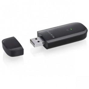 F7D1101 - Belkin F7D1101 IEEE 802.11n USB Wi-Fi Adapter 150 Mbps (Refurbished)