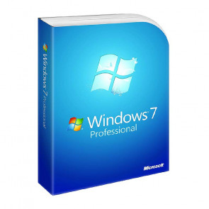 FQC-08289 - Microsoft Windows 7 Pro with SP1 64-Bit English (OEM DVD)