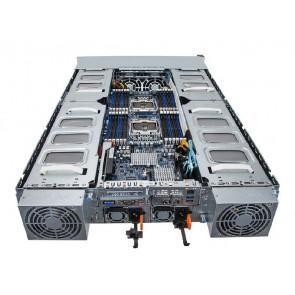 G73MP - Dell PowerEdge C6320 2 x Barebone Nodes 2 x Power Supply