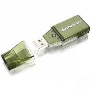 GFR202MSD - Iogear Hi-Speed USB 2.0 Memory Card Reader/Writer (Memory Stick PRO Duo) - Memory Stick Duo Memory Stick PRO Duo